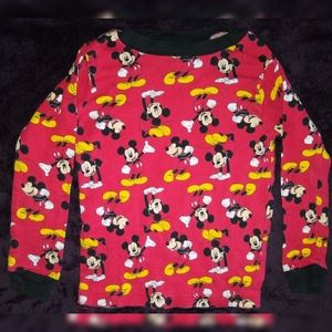 Disney long sleeve 4T